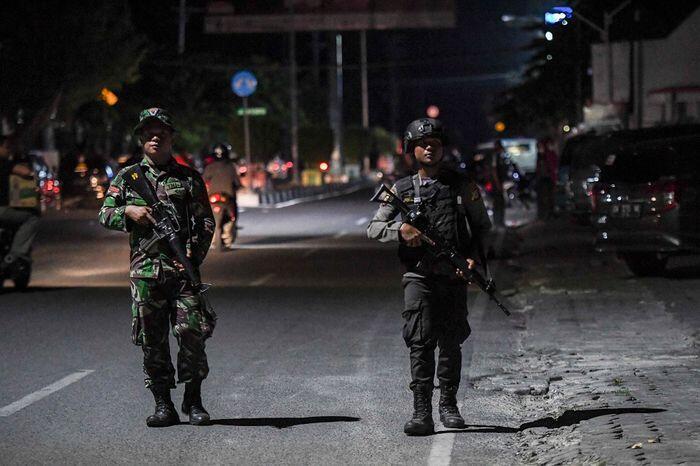 Polisi tangkap penyebar hoaks dan penjarah