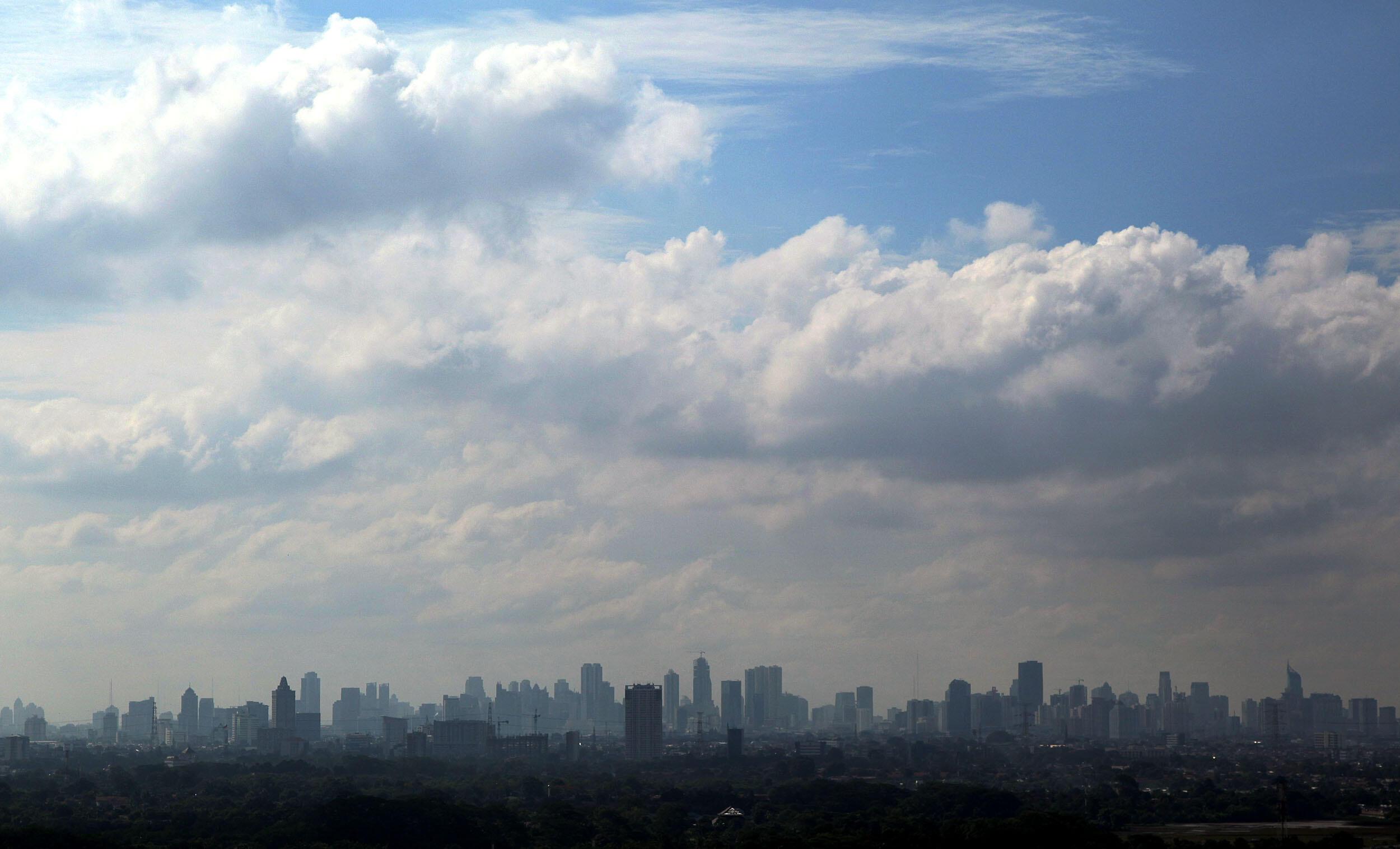 Jakarta Diprediksi Cerah Berawan di Awal Pekan