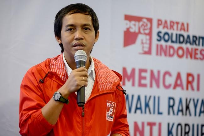Tim Jokowi-Ma'ruf Sowan ke Rumah AburIzal Bakrie
