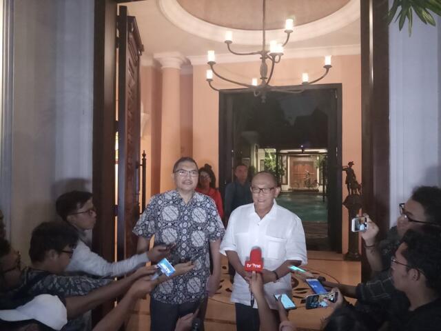 Ical Dukung Jokowi-Ma'ruf