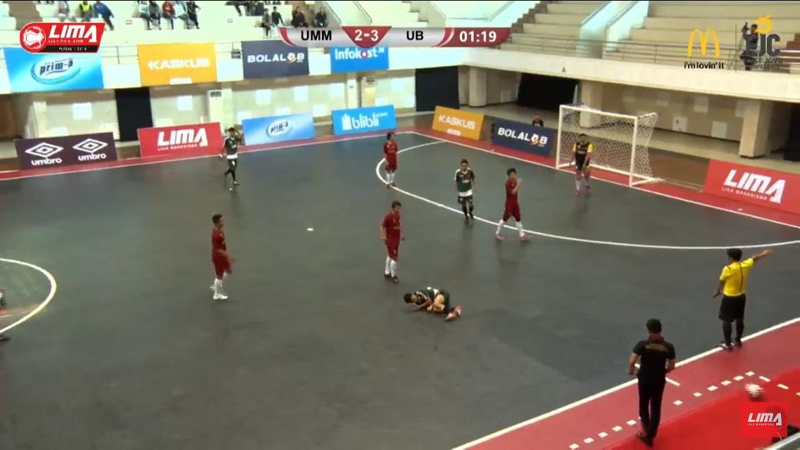 2018_Futsal_Malang_Rizka Syarifatul_DAY 2