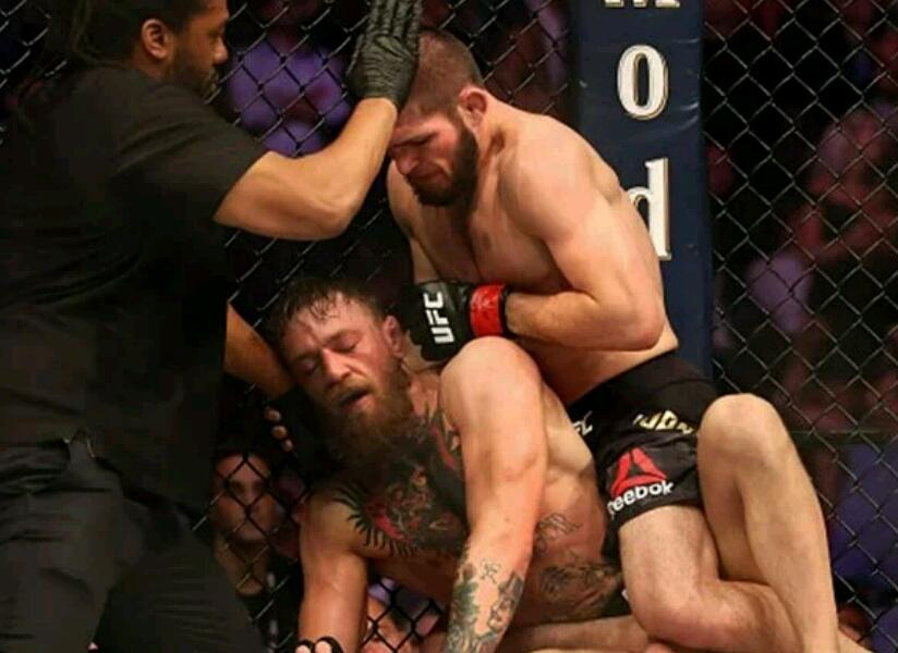 4 Fakta Khabib, Petarung Muslim Juara Dunia UFC yang Murka Agamanya Dihina