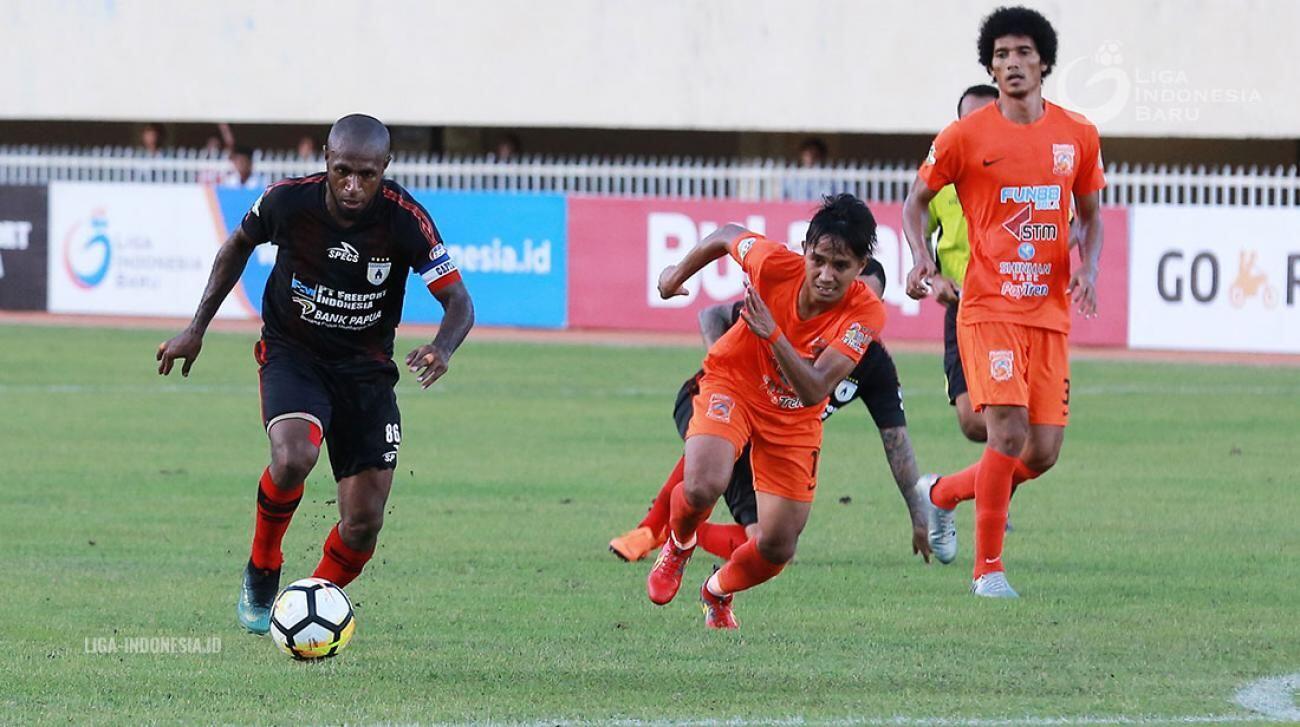 Preview Borneo FC Vs Persipura: Saat Pembuktian di Segiri