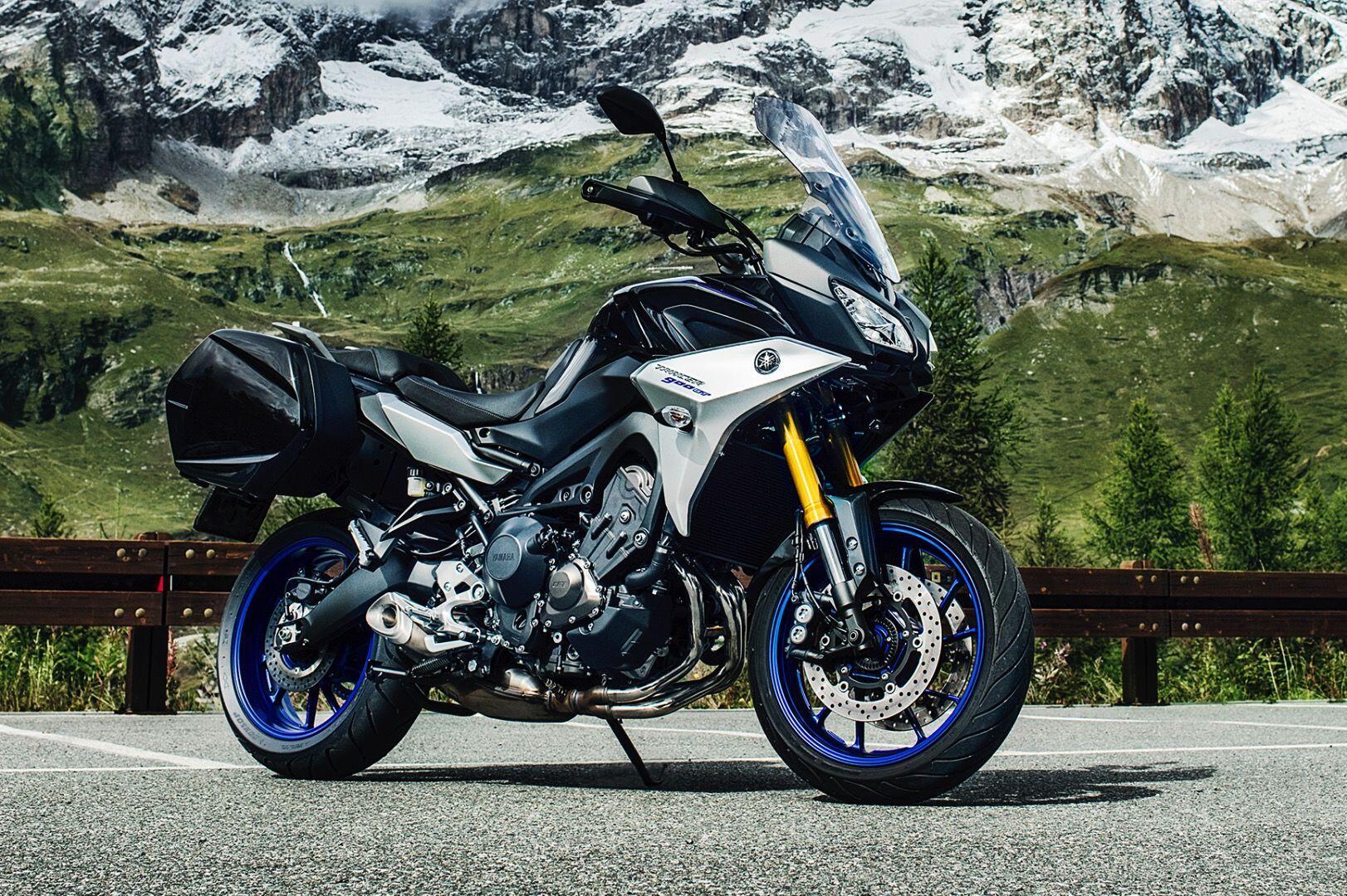 Yamaha Keluarkan Tracer 900 GT, Motor untuk Para Petualang