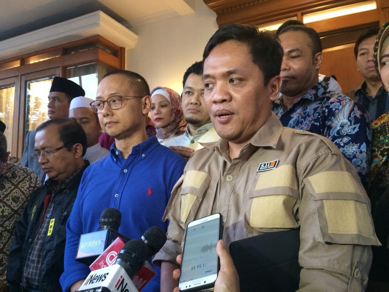 300 Pengacara Siap Dampingi Amien Rais di Polda Metro Jaya