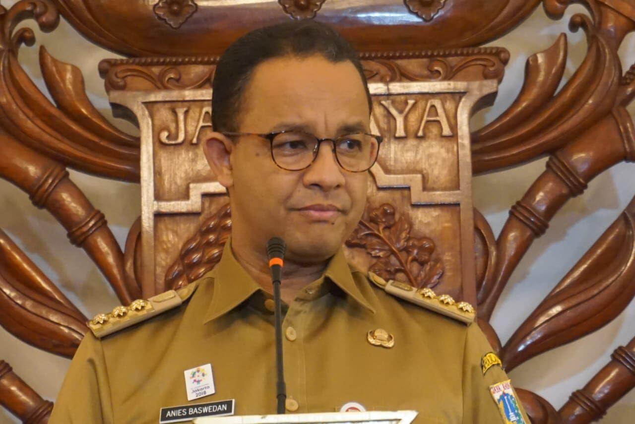 Baru Setahun Menjabat Gubernur DKI, Anies Akui Masih Banyak PR