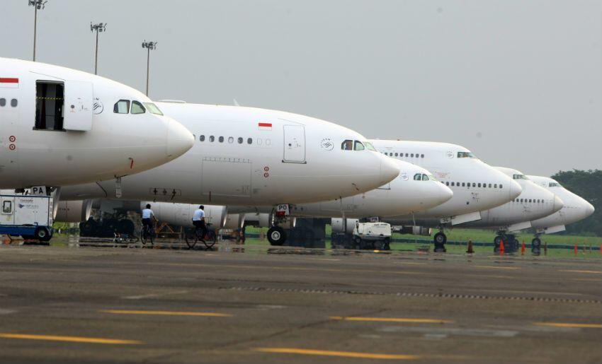 3 Strategi Komisaris Utama Tingkatkan Kinerja Garuda Indonesia