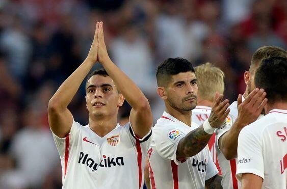 Sevilla Rebut Posisi Puncak Klasemen La Liga 2018/2019