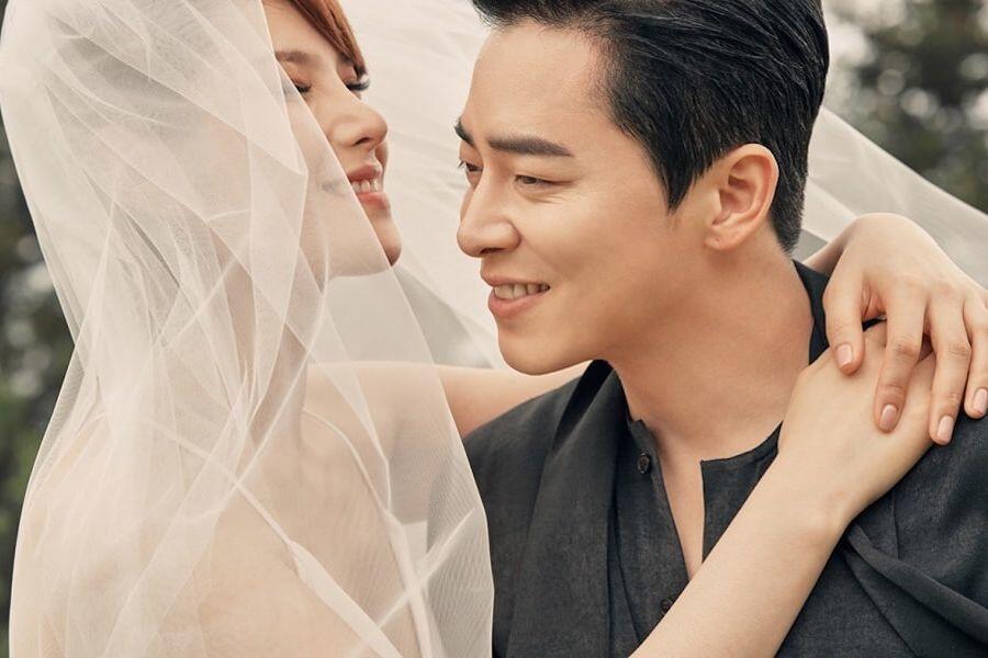 Diam-diam Sudah Menikah, Begini Potret Bahagia Jo Jung Suk & Gummy