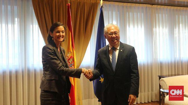 Mendag Minta Bantuan Spanyol Rampungkan Perundingan IEU-CEPA