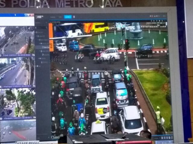 Sepekan Uji Coba, Grafik Pelanggaran Tilang Elektronik Menurun