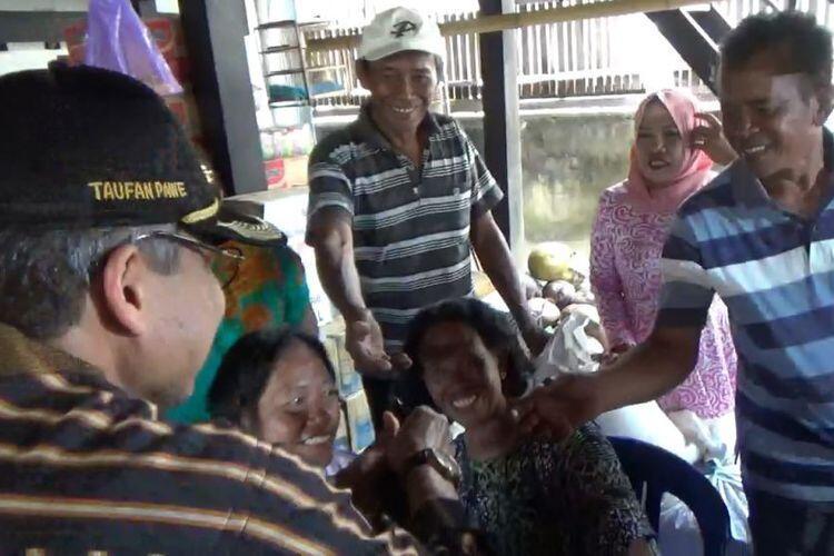 Jumlah Pengungsi Sulteng di Parepare Capai 1.545 Jiwa