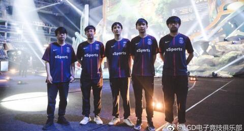 5 tim esport terbesar dunia