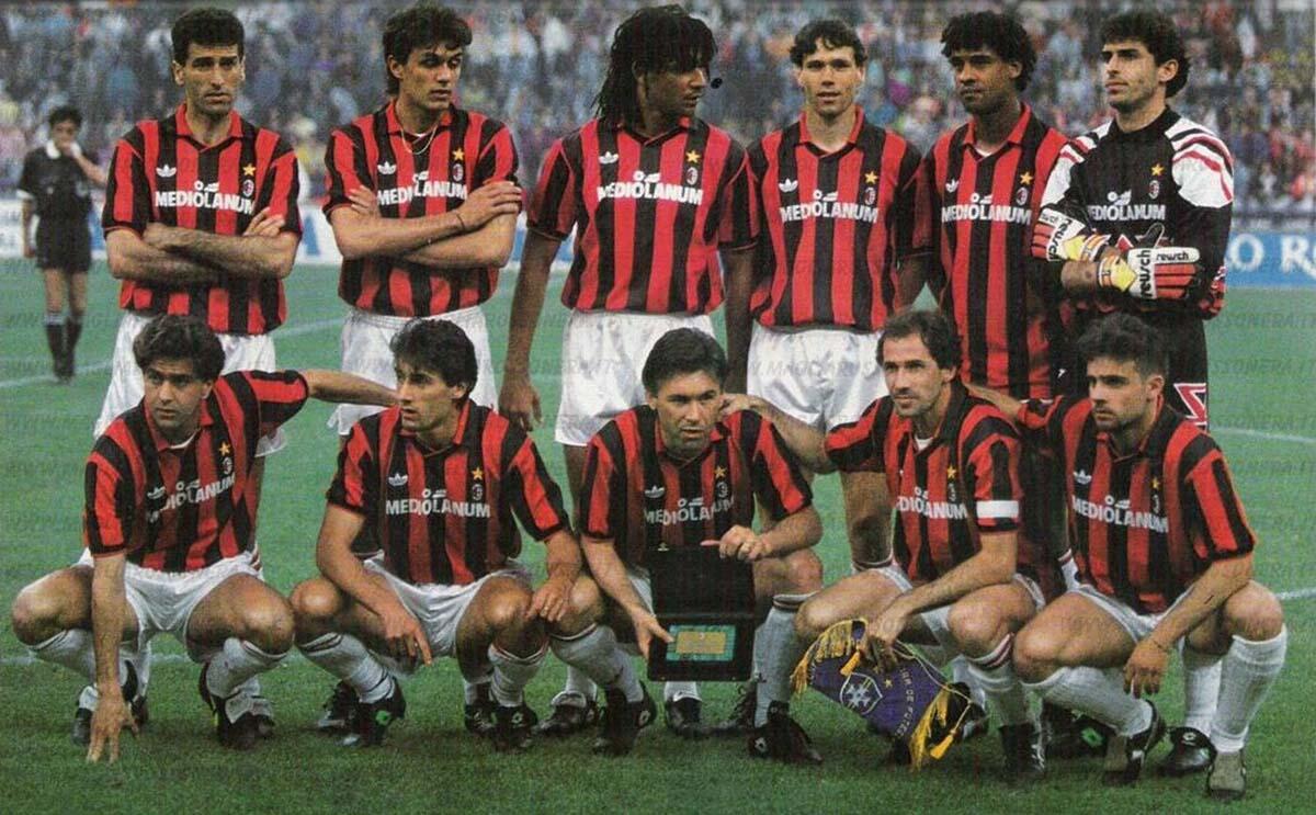 Rekor Gila AC Milan di Serie A, Tiada Duanya Suwer !!