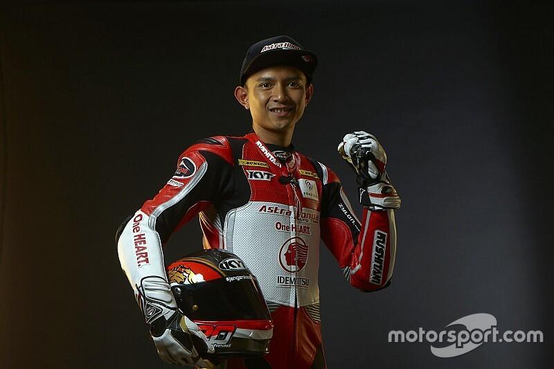 Resmi: Dimas Ekky Akan Balapan di GP Moto2 2019