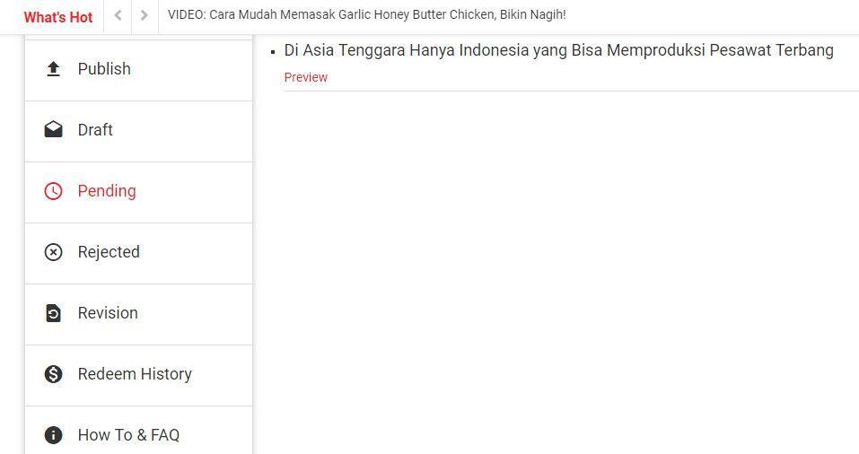 Pengalaman Menulis di 5 Website Indonesia yang Membayar Artikel Kita