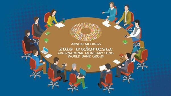 Pertemuan IMF-WB Dimulai, Hotel hingga Rental Mobil Ketiban Rezeki