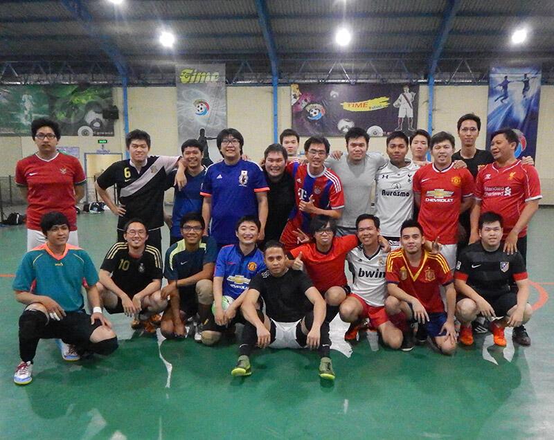 »»» FUTSAL JAKARTA UTARA ««« [NJFC] North Jakarta Futsal Community - Kelapa Gading
