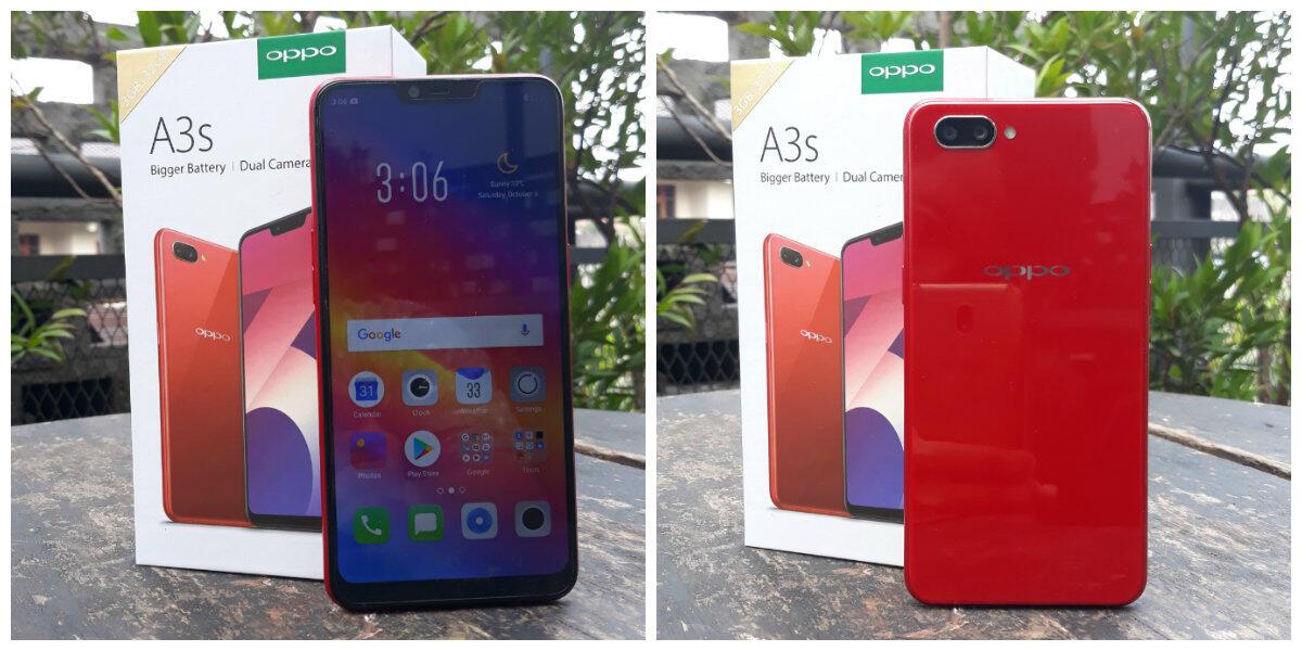 [Review] Smartphone Oppo A3s, A Series Pertama Dengan Dual Camera