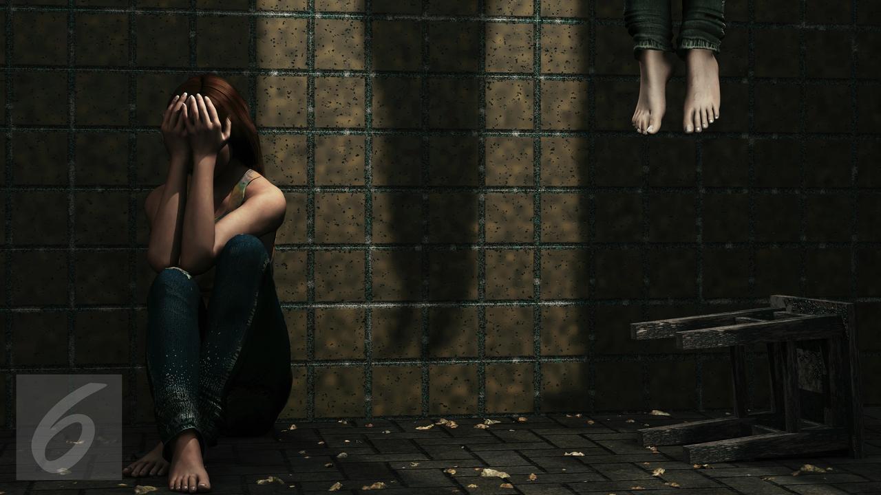 Stres Pelajaran hingga Patah Hati, 4 Kisah Tragis Pelajar Nekat Mengakhiri Hidup