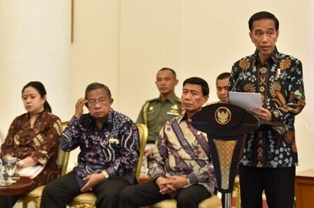 Elektabilitas Jokowi akan Digenjot
