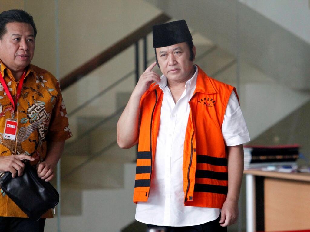KPK Telisik Aset Bupati Lampung Selatan
