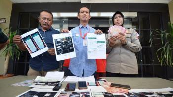 Polrestabes Surabaya Bongkar Sindikat Penjualan Bayi Via Medsos