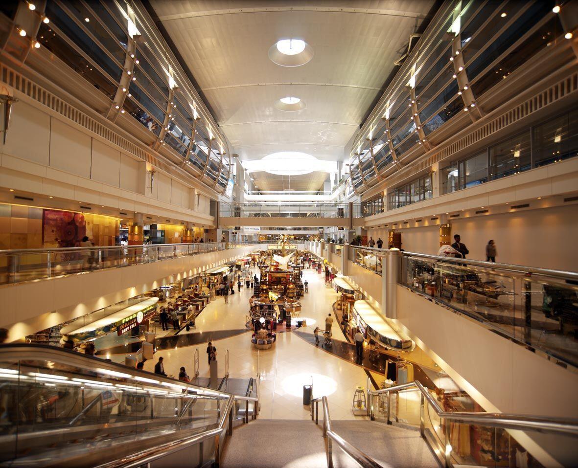 Biar Transit Tak Bosan, Bandara Dubai Siapkan Fasilitas Asyik Ini
