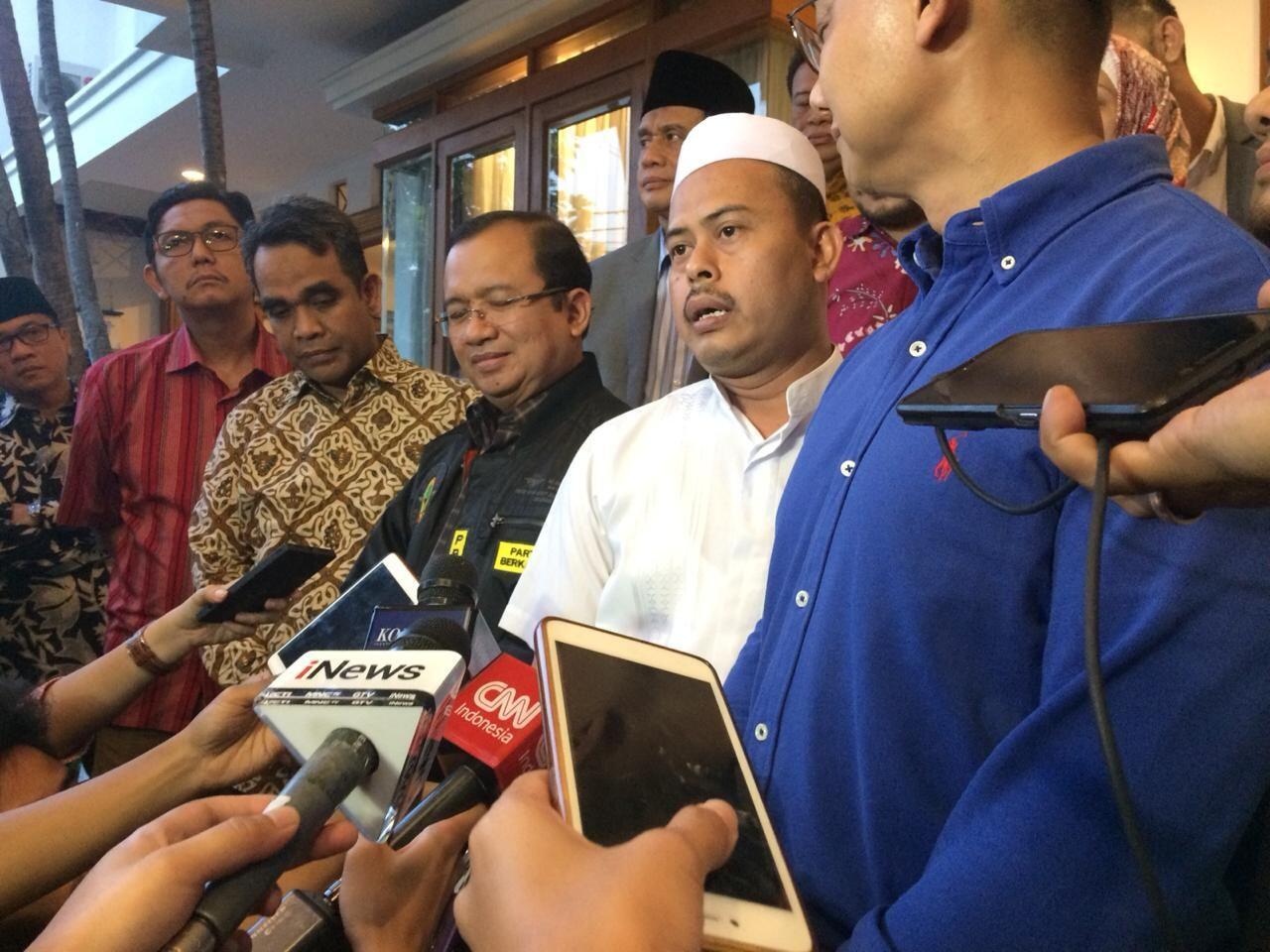 500 Orang Siap Kawal Pemeriksaan Amien Rais di Polda Metro