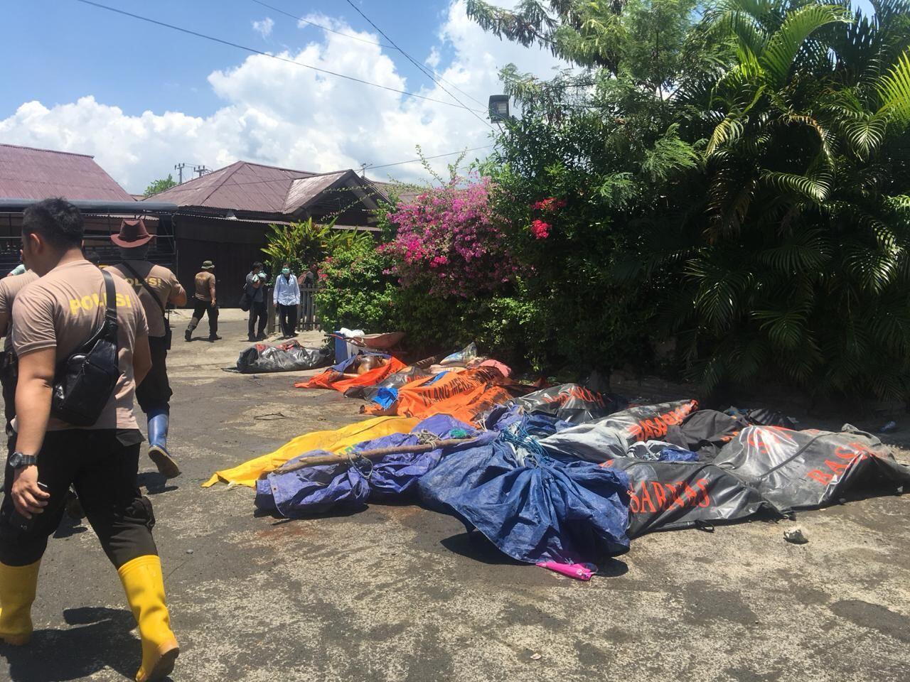 BNPB: Evakuasi Korban Bencana Palu-Donggala Dihentikan 11 Oktober