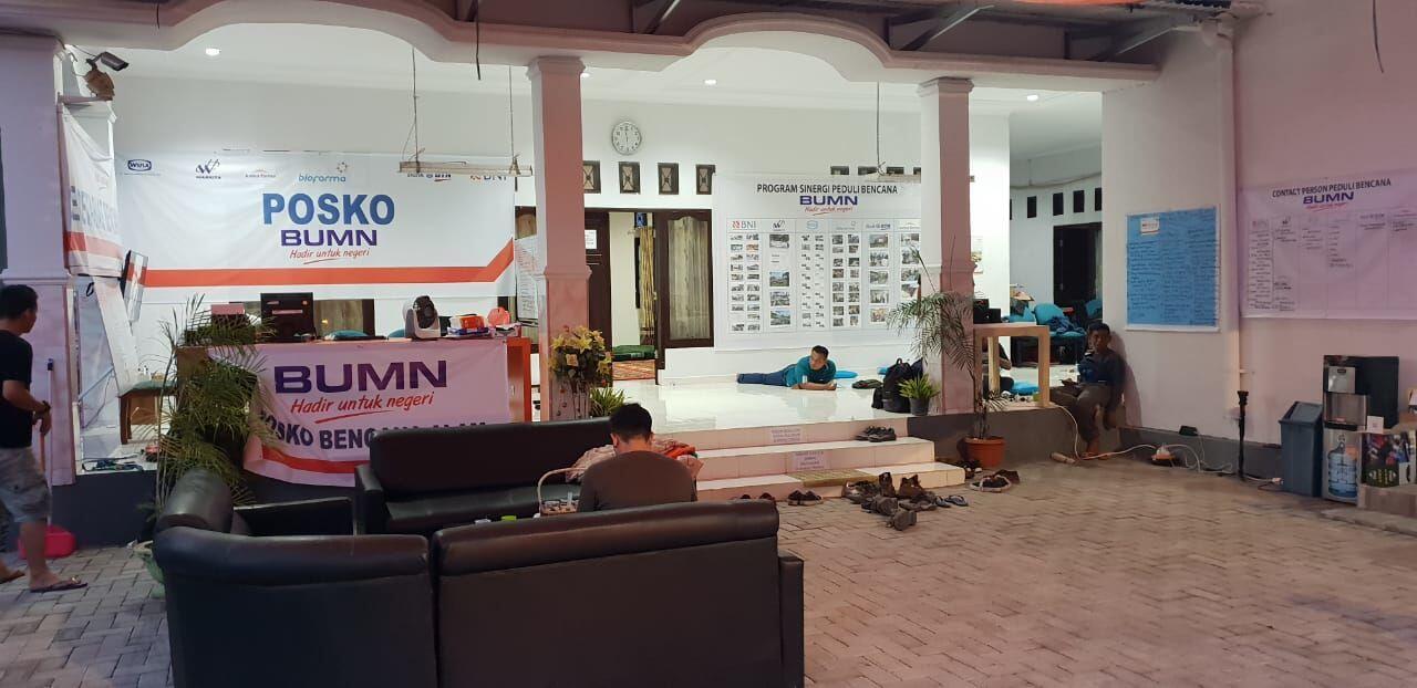 Pimpinan Cabang Bank Ini Langganan Kena Tragedi Gempa