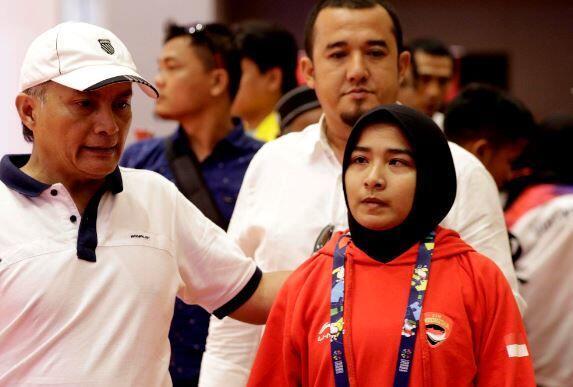 Pasca Didiskualifikasi, Miftahul Pindah ke Blind Chess