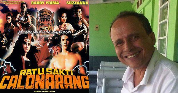 6 Aktor Lawas Ini Pernah Berakting di Film Jadul Suzanna, Serem Abis!