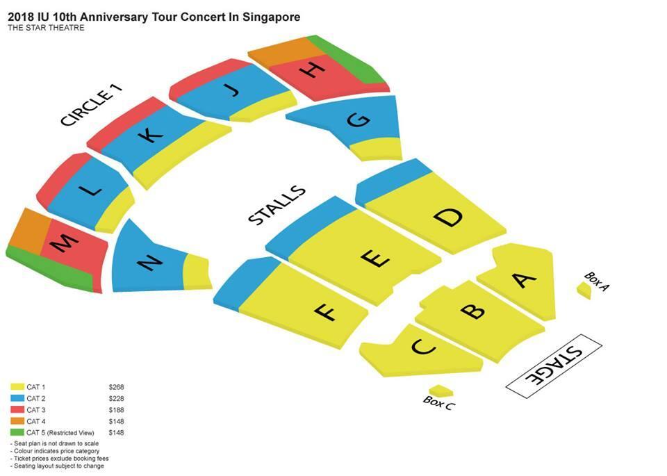 IU Gelar Konser Anniversary ke-10 di Singapura, Tiket Dijual 13 Oktober!