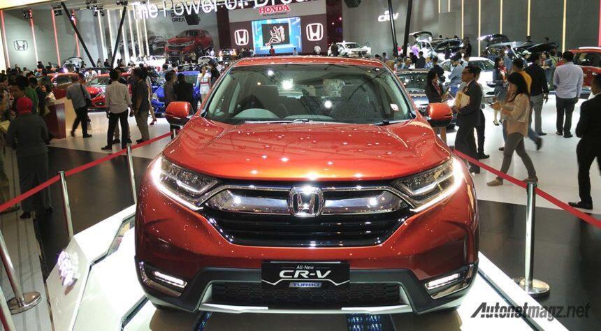 Ramai Obrolan Honda CR-V Turbo Bermasalah Gan