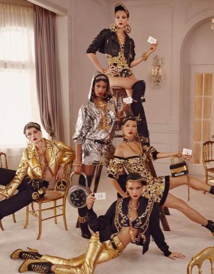 Kece, Koleksi H&M x Moschino Bakal Dijual Harga Terjangkau di November