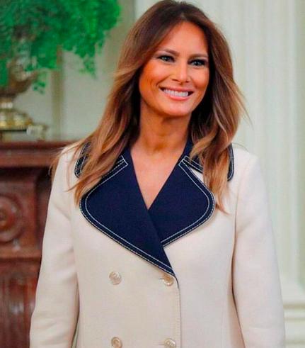 Melania Trump Muak Selalu Dikritik soal Penampilannya