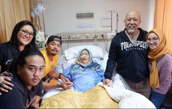 Baru Sehari Ulang Tahun ke-59, Istri Indro 'Warkop' Meninggal karena Kanker