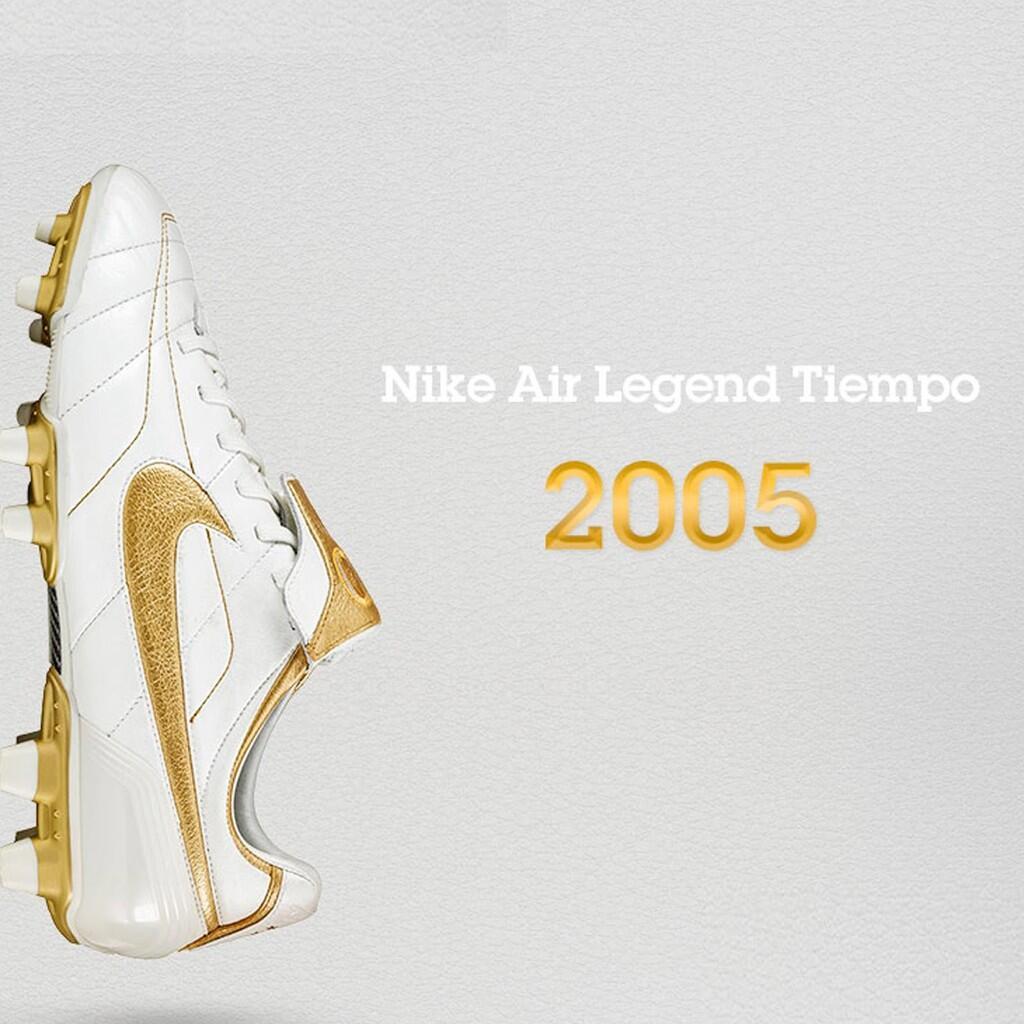 Yes! Hari Ini Nike Rilis Nike Tiempo Legend R10 Ronaldinho Gan