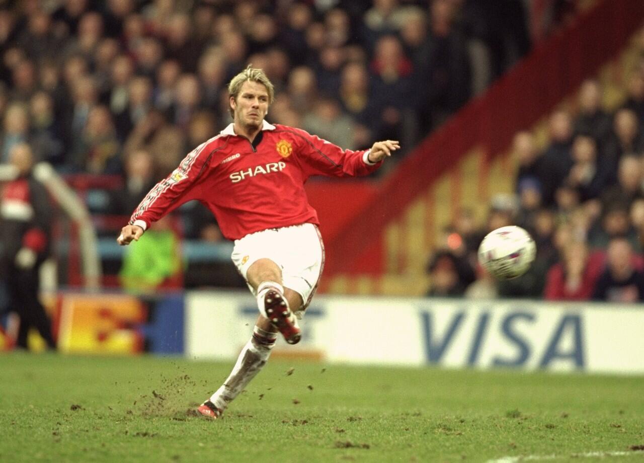 Kenangan David Beckham: Terima Kasih Kakiku!