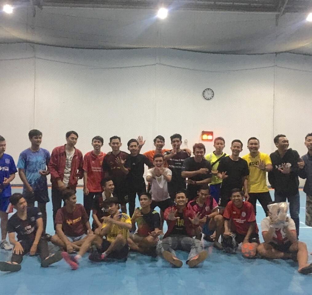 2018_Futsal_MALANG_ARFAN DHARMAWAN_HARI KETIGA !!