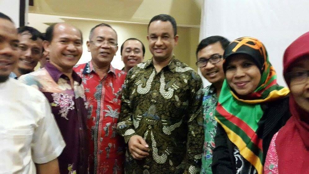 Guru SMA 87 Jakarta yang Dituduh Doktrin Anti Jokowi Minta Maaf