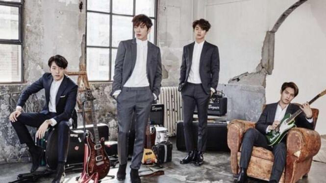 Ini dia group band K-pop yang wajib kamu dengerin!!!