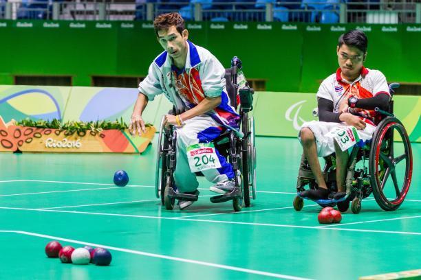 Cara Main Boccia, Olahraga Lempar Bola untuk Cerebral Palsy