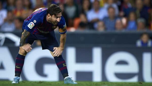 3 Kelemahan yang Bisa Bikin Barcelona Tak Bisa Pertahankan Gelar La Liga