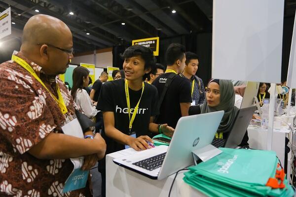 100 Pembicara, 50 Investor dan 50 Sesi di Konferensi Tech In Asia Jakarta 2018