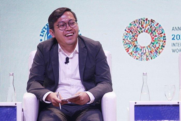 Achmad Zaky: Kita butuh inovasi yang lebih gila