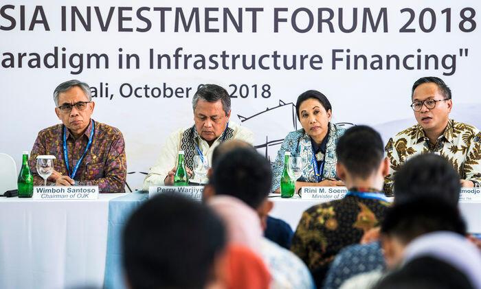 Pelemahan rupiah buat investasi di Indonesia jadi menarik