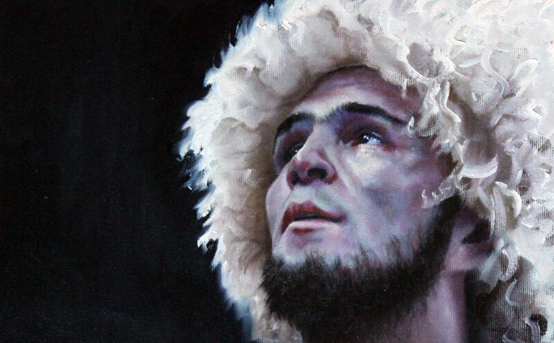 All About Wig Afro Sakral Khabib 'The Eagle', Jleb Maknanya!