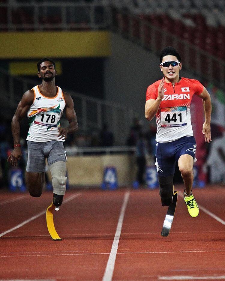 Asian Para Games, Mereka Mengajarkan Tentang Arti Syukur